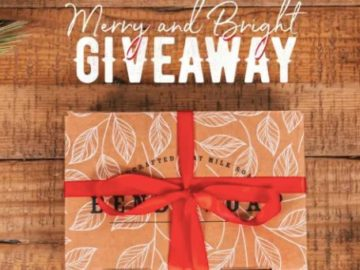 Bend Soap Company Merry & Bright Holiday Giveaway
