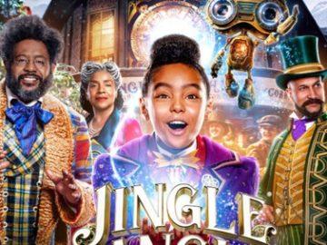 Netflix – Jingle Jangle Sweepstakes