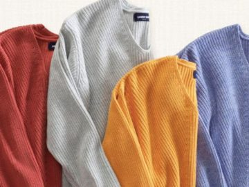 Lands' End Simple Comforts Giveaway