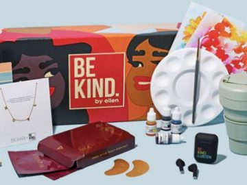 BE KIND. by Ellen Subscription Giveaway