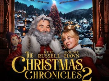 Netflix Christmas Chronicles Part Two Holiday Cash Giveaway