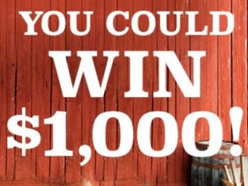 CMT Cody Red Barn Sessions $1,000 Giveaway