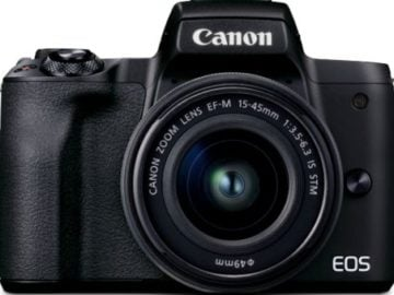 Canon EOS M50 Kit Holiday Sweepstakes