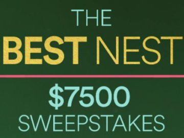 Simon Malls Best Nest Sweepstakes