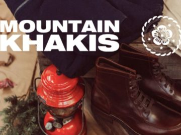 Head Into the Holidays Mountain Khakis x Ranch Road Boots Giveaway