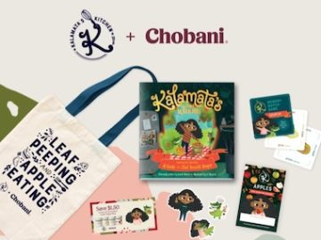Chobani Fall Food Adventure Box Giveaway