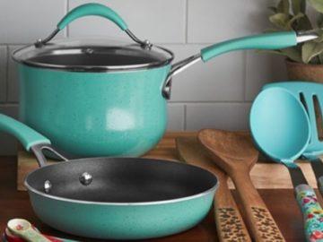 Teflon's Pioneer Woman Cookware Giveaway (Facebook)