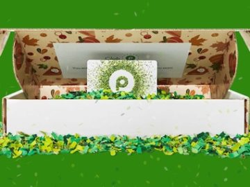 Club Publix Winter Sweepstakes (Limited States)