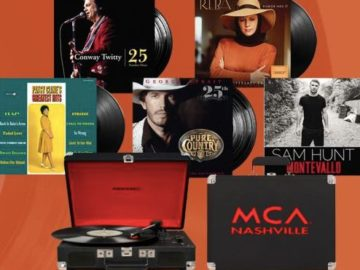 UMG Nashville Prize Package Sweepstakes