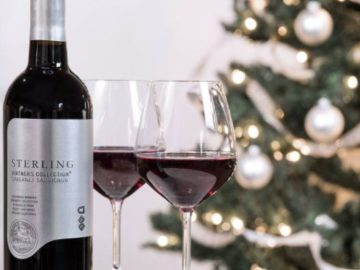 Sterling Vineyards Holiday Sweepstakes (Text Entry)