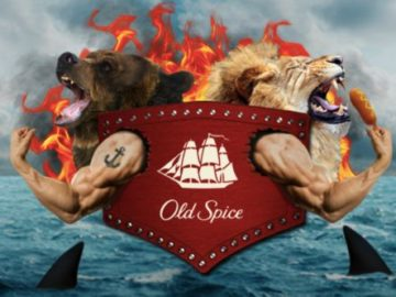 Old Spice White Elephant Giveaway