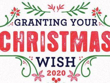 iHeart Radio Granting Your Christmas Wish 2020 Sweepstakes