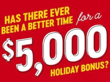 Bojangles Holiday Bonus Contest 2020 (Photo Needed)