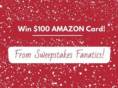 Sweepstakes Fanatics Happy Holidays 2020 Giveaway