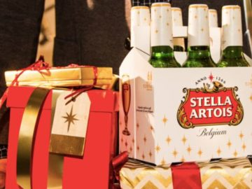 Stella Artois Holiday Gathering Sweepstakes (Select States)