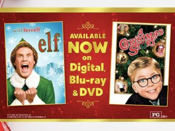 PowerXL and Elf and A Christmas Story