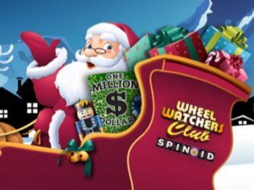Wheel of Fortune Secret Santa Giveaway 2020