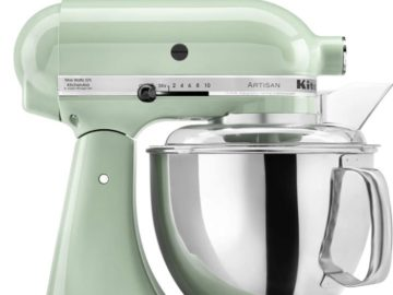 12 Tomatoes KitchenAid Stand Mixer Giveaway