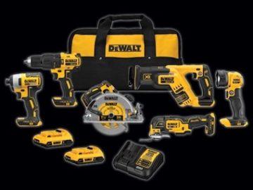 Fastenal DeWalt Drill Set Giveaway