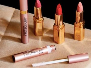 L'Oréal Paris Holiday Makeup Giveaway