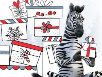 Zebra Pen Zen's 25 Days of Giving Sweepstakes