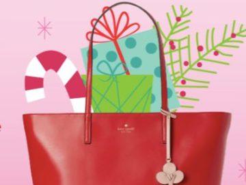 Win a Kate Spade Tote Bag