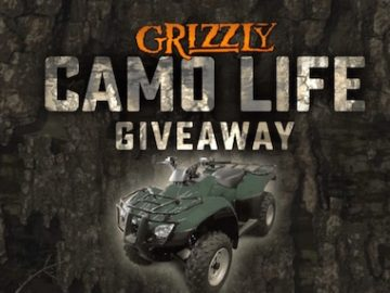 MyGrizzly Camo Life Giveaway