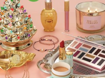 Avon's Winter Glamour Sweepstakes