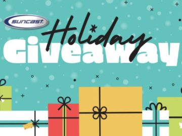 Suncast Holiday Giveaway