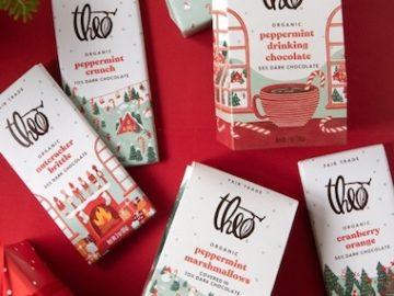 Theo Chocolate Holiday Giveaway