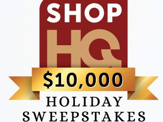 ShopHQ's $10,000 Holiday Sweepstakes