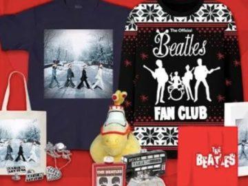 The Beatles Holiday Bundle Giveaway