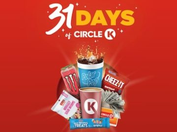 31 Days of Circle K Sweepstakes and Instant Win Game