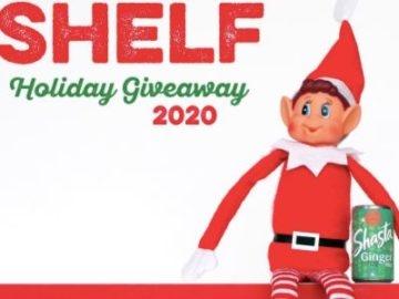 2020 Shasta On the Shelf Giveaway