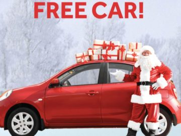 Direct Auto Holiday Giveaway (Limited States)