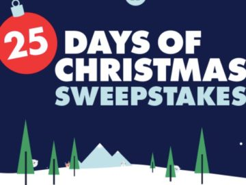 Roku + Freeform The 25 Days of Gifts Sweepstakes