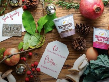 The Redwood Hill Farm Share the Love Giveaway