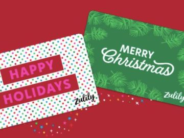 The Zulily Dear Mrs. Claus Giveaway