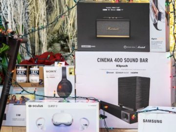 Abt Electronics Holiday Giveaway 2020
