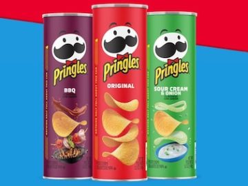 Pringles Glow Up Sweepstakes (Twitter)