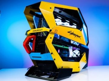 Newegg Intel Cyberpunk PC Giveaway