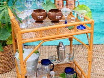 Blue Chair Bay Rum Bar Cart Sweepstakes