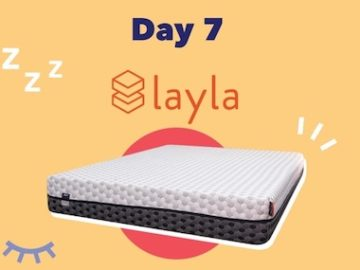 Sleepopolis Layla Mattress Giveaway