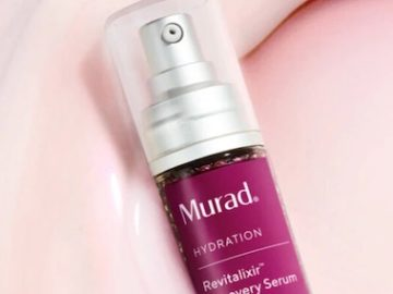 Murad Revitalixir Giveaway