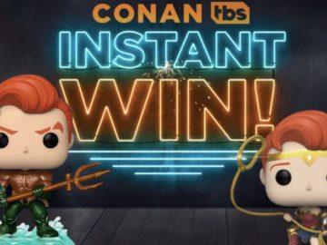 The Conan Funko Pop Television Instant Win Giveaway (Code)