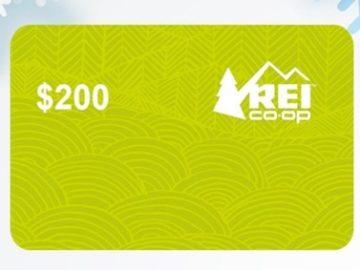 Intermountain Healthcare $200 REI Giveaway