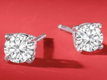 Ross-Simons 2020 Holiday Diamond Studs Sweepstakes