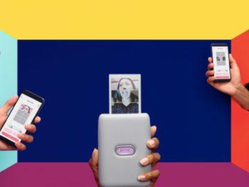 Fujifilm Instax Smartphone Printer Holiday Sweepstakes