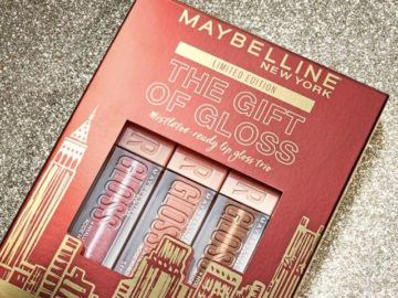 Maybelline Holiday 2020 Winter-Glam Giveaway