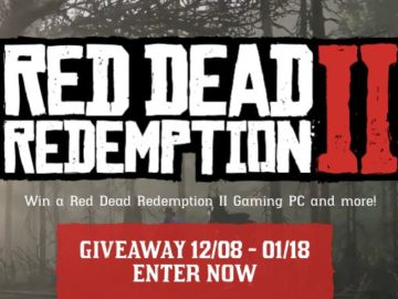 The Intel + Red Dead Redemption 2 PC Sweepstakes